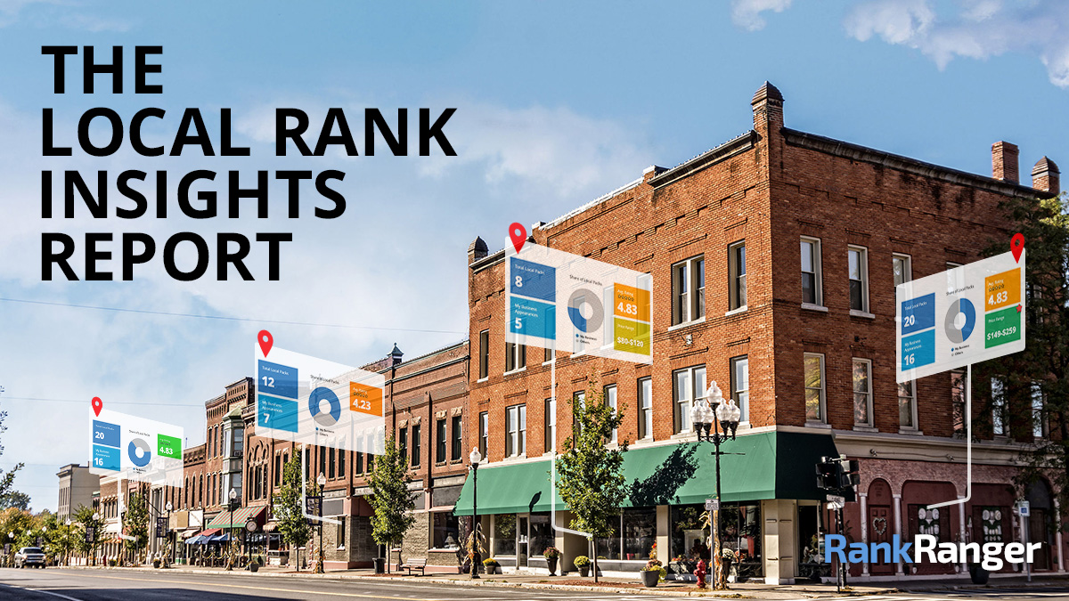 Local Rank Insights Banner