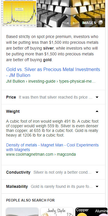 Open Tab - Expanding Featured Snippet