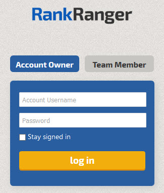 account owner login