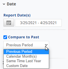 Facebook Ad Account Date Settings
