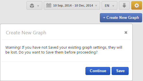 Create Graph Warning Data Not Saved